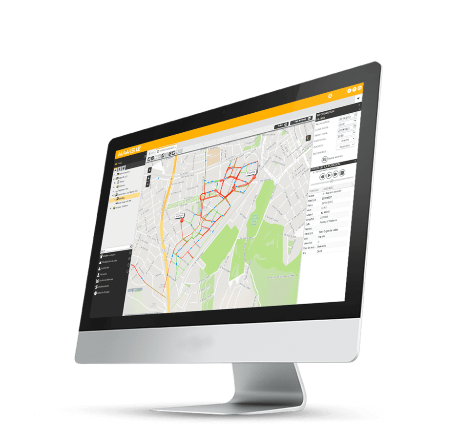 optimize your garbage collection tours with MOBA cloud software MAWIS U2